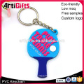Hand made cheap custom silicone keyring
