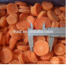 Hot sale fresh frozen carrots slice from China