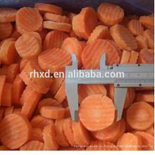 Горячая продажа замороженные свежие морковь нарезать из Китая