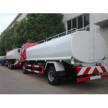 China fabricación 15cbm JAC agua tanque camiones venta en Gabón