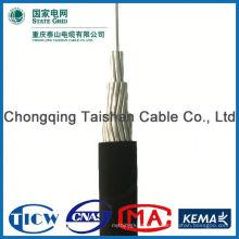 ¡Fuente profesional de la fábrica !! Cable de alta pureza 35mm2 abc