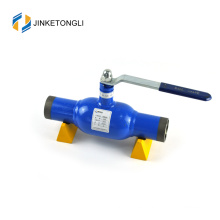 JKTL2W032 Hot sale stainless steel fully welded ball valves gas heat & water supplying ball valves
