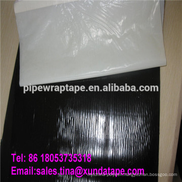 Self-adhesive modified asphalt waterproof menbrane tape for windows doors