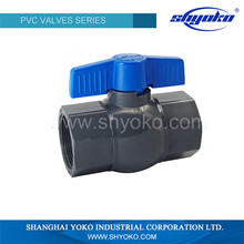 Factory direct high quality agriculture equipment pvc valve