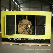 100KW schalldichter Dieselgenerator