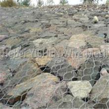 Gabion mats/gabion rockfall mitigation wire mesh
