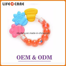 Toothbrush Silicone Baby Teether Infant Training Tooth Bell Toys