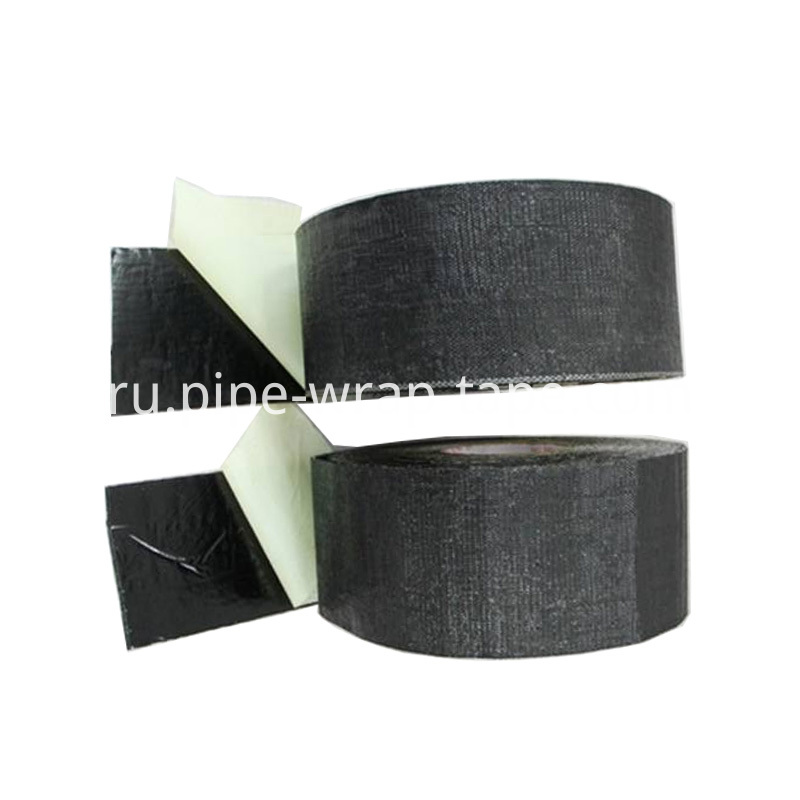 Polypropylene Coating Pipe Wrap Tape