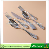 custom spoon & fork cutlery set bulk stainless steel cutlery