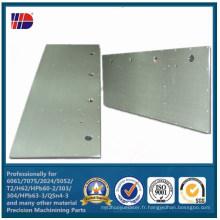 Pièces en métal de haute qualité Services de fraisage CNC bon marché