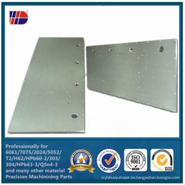 Piezas de metal de alta calidad Servicios de fresado CNC baratos