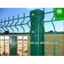 Забор из сетки из ПВХ с покрытием из проволоки (производитель)