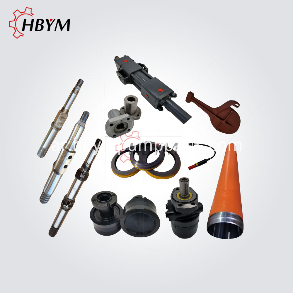 Schwing Concrete Pump Spare Parts