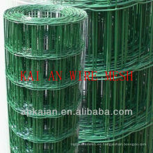 Hebei anping kaian malla de alambre soldada de 50x100mm