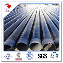 PP Coated Steel Pipe as Per ASTM A53 Hot-Rolled