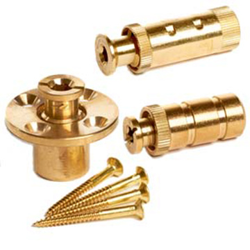 Brass Stainless Steel CNC Auto Parts Auto