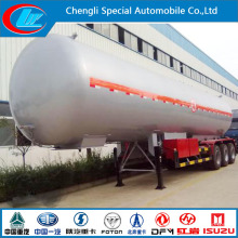 40-80 Cbm Fuel Tank Semi Trailer