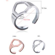 Edelstahl handgemachte Art- und Weiseschmucksache-Ring / Schmucksachen