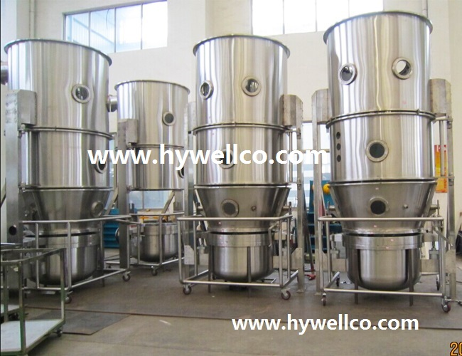 Dyestuff Particle Granulator