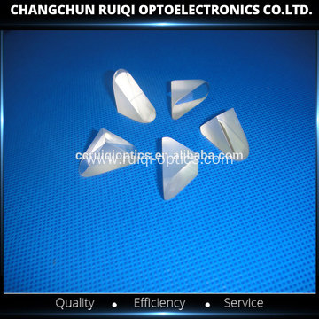 optical glass bk7/k9 triangular prisms