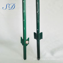 Powder Coated American U Fence Post