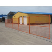 High Visibility Welded Temporary Fencing