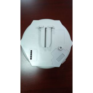 Plastic injection molding for router cover
