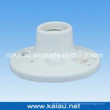 Soporte de la lámpara de la porcelana (E27F507W-2)