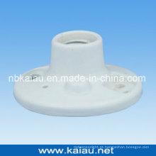Suporte de lâmpada de porcelana (E27F507W-2)