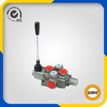 Направляющие клапаны серии Zd с ручным управлением