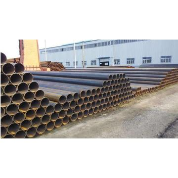 Mild Steel Annealed Black Iron Round Pipe