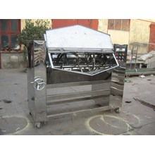 The Stainless steel Powder material mixer