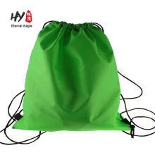 Non woven fabric eco drawstring backpack