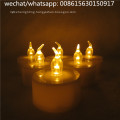 Flameless LED Tea Light Candles Color Changing