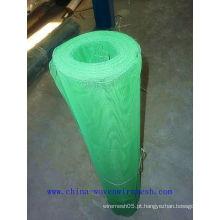 PVC tela de janela revestido (fabricante da China)