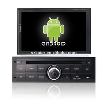 Quad core!car dvd with mirror link/DVR/TPMS/OBD2 for 7inch touch screen quad core 4.4 Android system MITSUBISHI L200