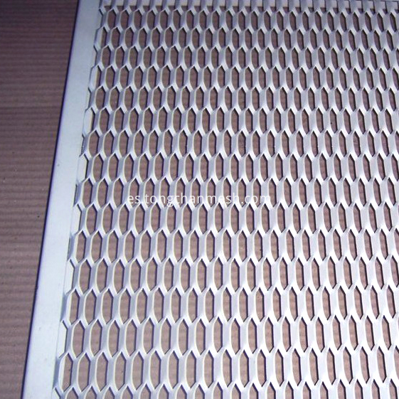 metal mesh expanded