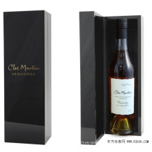 Trade Assurance Supplier Wholesale Fashion Paper Packaging Wine Box, Flip Top Paper Wine Box