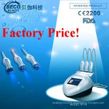 Blue Light Vacuum RF Slimming Beauty Machine (RT+8)