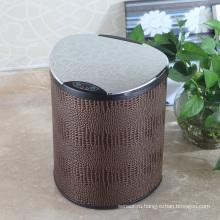 PU европейский стиль Aotomatic Sensor Dustbin для дома / офиса / отеля (E-9LC)