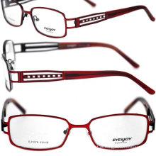 Moldura de metal para óculos / óculos / roupa de alta qualidade para quadro de leitura (1078)