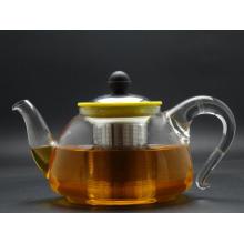 1000ml Tea Set, Glass Tea Pot, Heat Resistant Tea Cup, Borosilicate Teapot