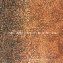 High Quality Breathable PU Furniture Leather (QDL-FB0024)