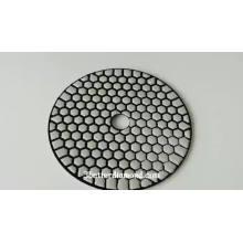 """Wet Dry Concrete Floor Granite Marble 3"""" 4"""" 5"""" Diamond Polishing Pads,dry polishing pad for granite"""