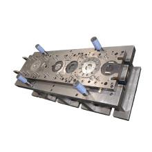 Многоступенчатая прогрессивная штамповка (матричная плита)