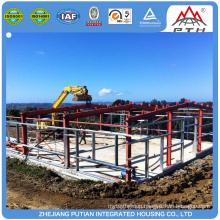 Asian prefabricated customized warehouse