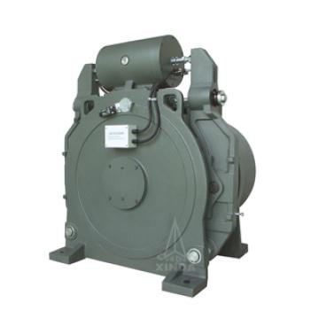Máquina magnética sin engranaje de imanes permanentes para elevadores (Serie WTYF380)