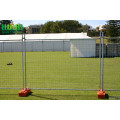Australian Type Removable Galvanized Used Temporary Fence