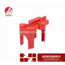 Wenzhou BAODI Válvula de esfera Manípulo Bloqueio de Segurança BDS-F8601Red cor