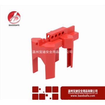 Wenzhou Robinet à billes BAODI Verrouillage de sécurité Verrouillage de sécurité BDS-F8601Réduit la couleur